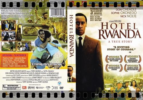 「ホテル・ルワンダ」あらすじ&ネタバレ感想。動画フルを無料視聴できる配信は?