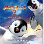 「ハッピー フィート2 踊るペンギンレスキュー隊」あらすじネタバレ結末と感想