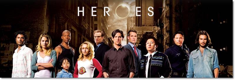 HEROES/ヒーローズ シーズン4