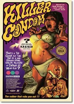 キラーコンドーム