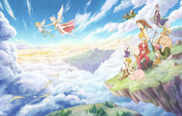 劇場版 七つの大罪 天空の囚われ人 3